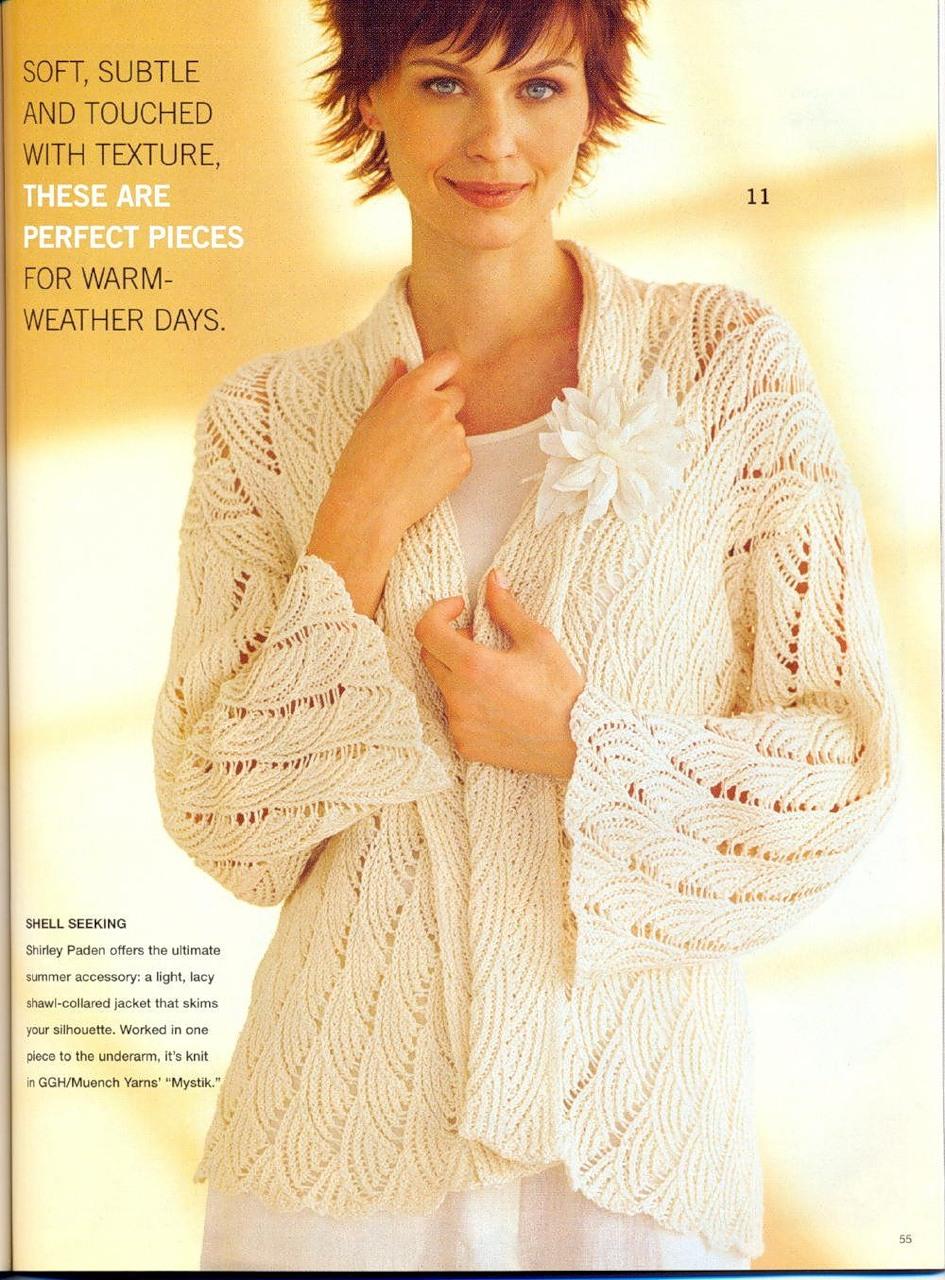 Ручное вязание стало неотъемлемой частью жизни большинства наших женщин.  Если раньше вязали только спицами...