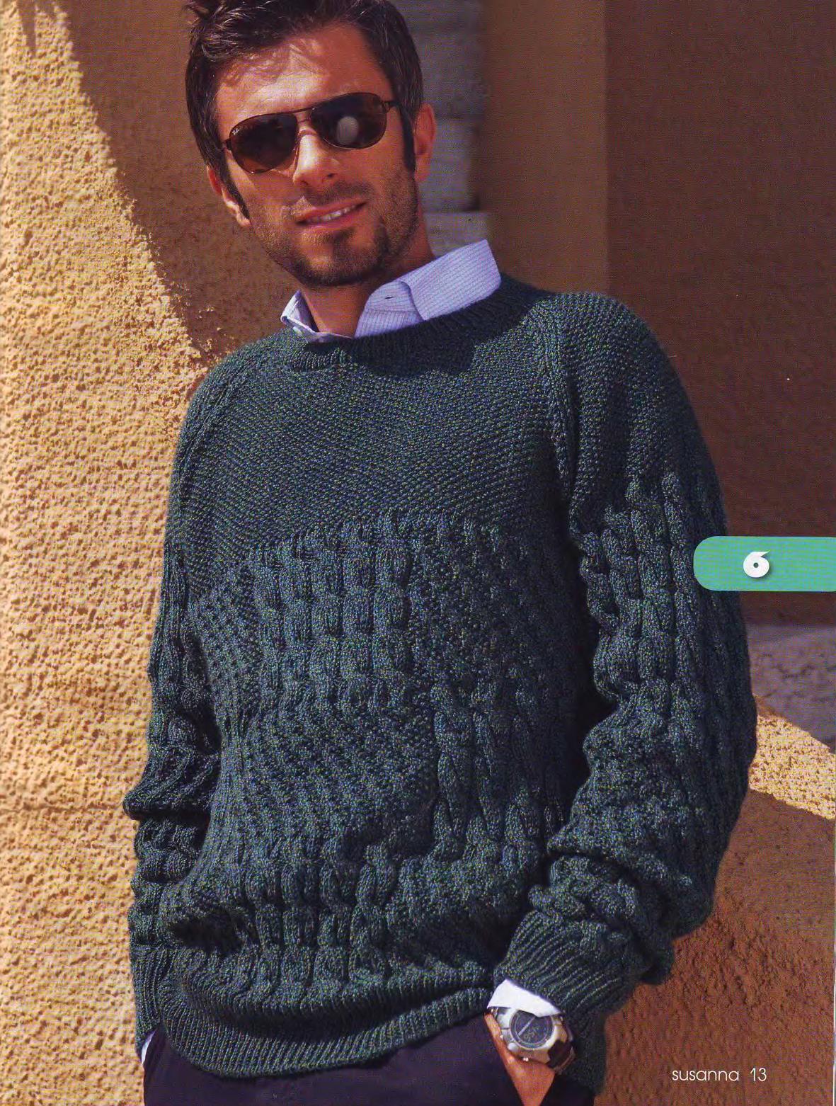 Мужские пуловеры и 8